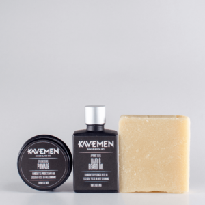 natural hair care kit