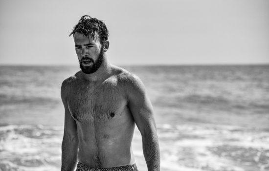 workout and beard by kavemen
